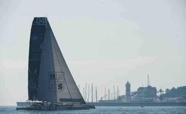 Musandam Oma-Sail foi o vencedor em Marselha