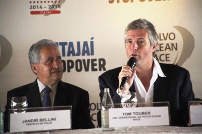 Ontem Itajaí foi novamente anunciada como parada da Volvo Ocean Race. Muito bom!! Só falta eles pagaram meu cachê do ano passado...