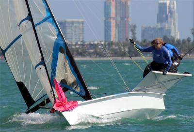 As meninas do Brasil voltaram da Flórida com dois títulos e o topo do ranking mundial da nova classe olímpica.