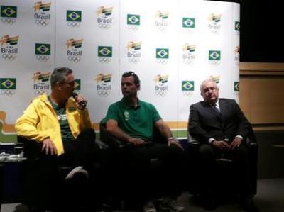 Torben foi apresentado como novo técnico da Vela Olímpica ontem no COB