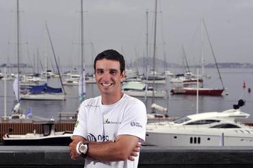 Henrique Haddad quer o tri na competição