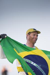 Scheidt comemora mais um título mundial na Laser