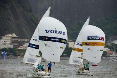Depois de muita disputa na Guanabara o Match Race Brasil vai ter sua primeira final entre homens e mulheres em 11 anos de vento.
