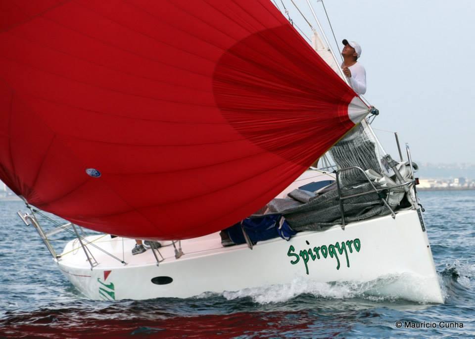 O Spirogyro foi o campeão na ORC