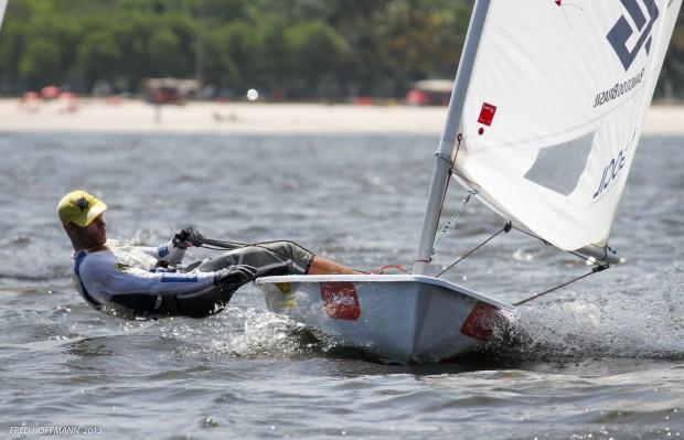 Fred Hoffmann registrou o campeão no Rio de Janeiro