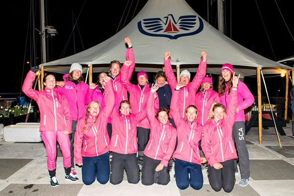 As meninas do Team SCA