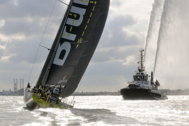 Diana Bogaards registrou o Team Brunel