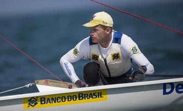 Scheidt é o novo líder do ranking mundial de Laser