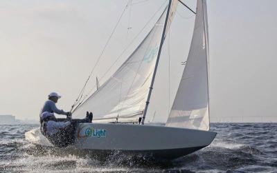 Fred Hoffmann registrou Lars e Samuca na Guanabara