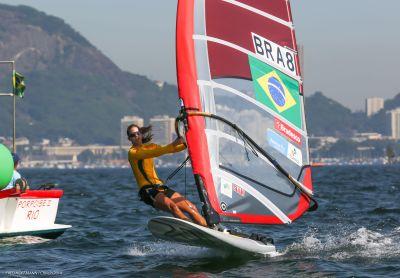 Patricia Freitas fez uma boa estreia no campeonato