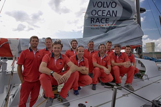 A foto da equipe espanhola, ainda sem Bochecha