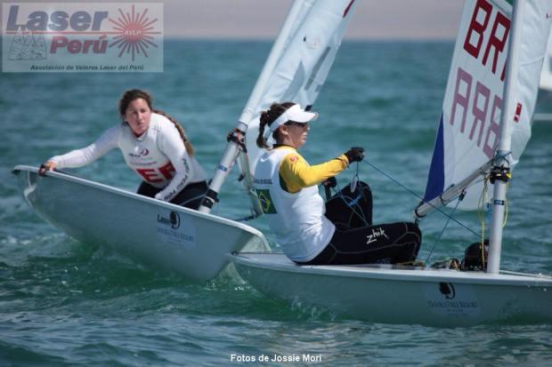 Fernanda Decnop foi a melhor entre as meninas do Brasil