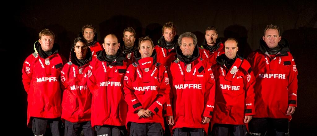 O time do Mapfre, que tem  a nossa torcida por conta do brasileiro André 'Bochecha' Fonseca