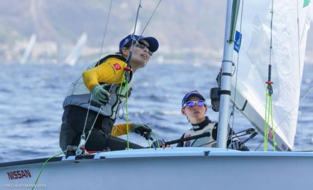 Renata Decnop e Isabel Swan querem o título brasileiro. Foto de Fred Hoffmann