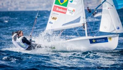 Fernandinha Oliveira, com Ana Barbachan, vai para a sua quinta olimpíada. Lenda do esporte brasileiro!