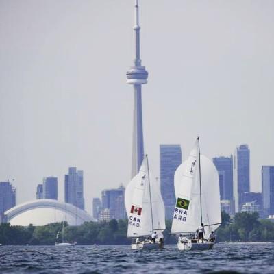 No lago Ontário o dia, ontem, foi bem produtivo para os brasileiros.