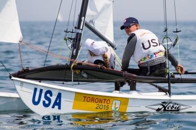 Na ilustrativa foto da merreca pan-americo-canadense vemos os vice-líderes do HC16. À frente deles está o Brasil na tabela. Bom!!
