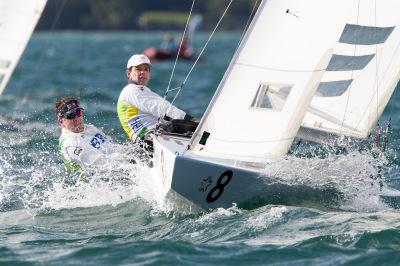 Torben e Madá mandaram bem nas classificatórias, mas terminaram em sétimo na Suíça
