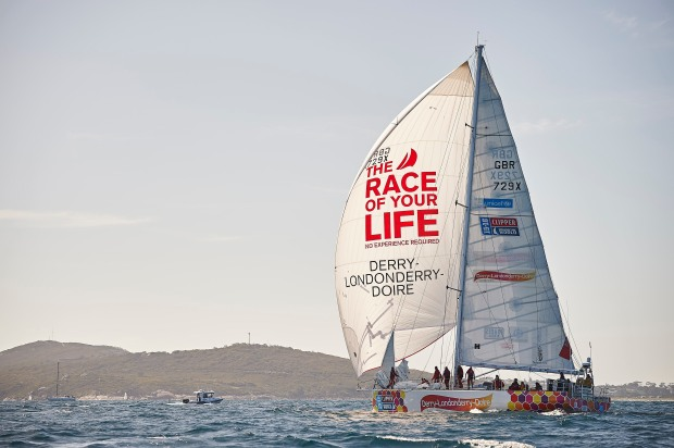 Derry~Londonderry~Doire starts Race 4 in Albany, Western Australia