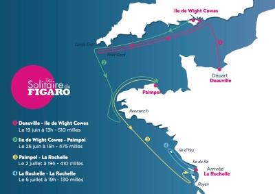 A Solitaire du Figaro promete ter a adição mais internacionalizada em 2016